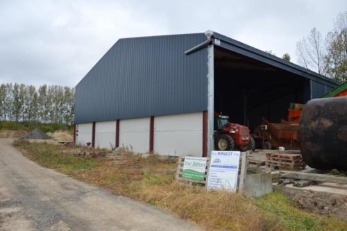 Bâtiment stockage pommes de terre à Boismont