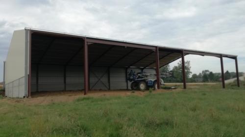 Bâtiment agricole à Houdent